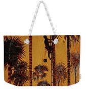 Palm Silhouette Weekender Tote Bag