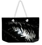 Palm Silhouettes Kaanapali Weekender Tote Bag