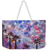 Palm Springs Sunset Weekender Tote Bag