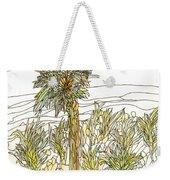 Palm Tree 1 Weekender Tote Bag