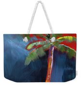 Palm Tree- Art By Linda Woods Weekender Tote Bag