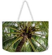 Palm Tree Weekender Tote Bag