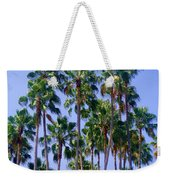 Palm Trees. California, Sunny Beauty Weekender Tote Bag