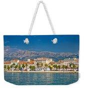 Palm Waterfront Of Split City Weekender Tote Bag
