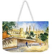 Palma De Mallorca Cathedral Weekender Tote Bag