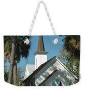 Palmetto Bluff Chapel Weekender Tote Bag