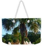Palmetto Tree  Weekender Tote Bag