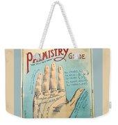 Palmistry Guide Weekender Tote Bag