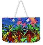 Palms 2 Weekender Tote Bag