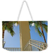 Palms And Stairs Weekender Tote Bag
