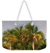 Palms - Naples Florida Weekender Tote Bag