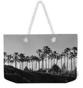 Palms Weekender Tote Bag