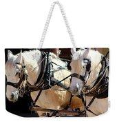 Palomino Horses Weekender Tote Bag