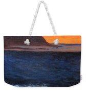 Palos Verdes Sunset Weekender Tote Bag