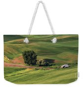 Palouse Farm 1 Weekender Tote Bag