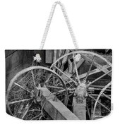 Palouse Farm Wheels 3156 Weekender Tote Bag
