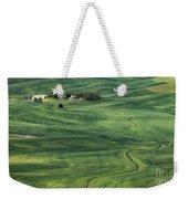 Palouse Green Fields Weekender Tote Bag