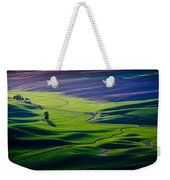 Palouse - Later Afternoon Weekender Tote Bag