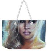 Pamela Anderson Weekender Tote Bag