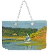 Pamet Harbor Early Evening Weekender Tote Bag