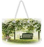 Pammys Swing Weekender Tote Bag