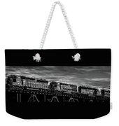 Pan Am Railways 618 616 609 Weekender Tote Bag by Bob Orsillo