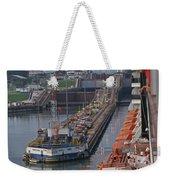 Panama Canal Weekender Tote Bag