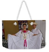 Panama Greetings Weekender Tote Bag