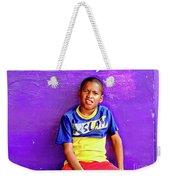 Panama Kids 967 Weekender Tote Bag