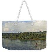Panama011 Weekender Tote Bag