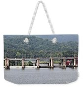 Panama044 Weekender Tote Bag