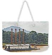 Panama048 Weekender Tote Bag