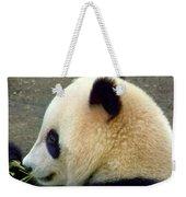 Panda Snack Weekender Tote Bag