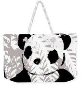 panda XXX Weekender Tote Bag