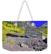 Pandora Mill - Telluride - Colorful Colorado Weekender Tote Bag