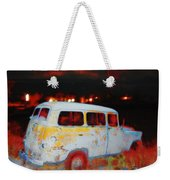 Panel Truck  Weekender Tote Bag