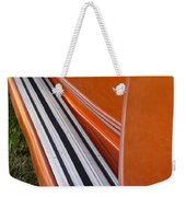 Panel Truck Running Board Weekender Tote Bag