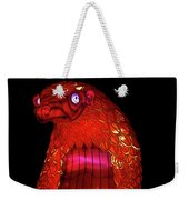 Pangolin The Most Trafficked Animal On Earth, Weekender Tote Bag