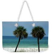 Panhandle Beaches Weekender Tote Bag