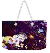 Panicle Shrub Panicle Bush Insect  Weekender Tote Bag