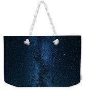 Panorama Of The Milky Way Weekender Tote Bag