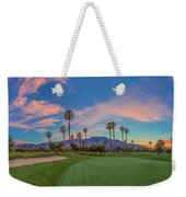 Panorama Palm Springs Golfing Weekender Tote Bag