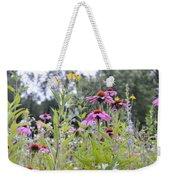 Panoramic Bouquet Weekender Tote Bag