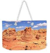 Panoramic Desert Landscape Fantasyland Weekender Tote Bag