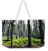 Panoramic Forest Weekender Tote Bag