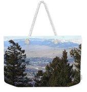 Panoramic Picture Weekender Tote Bag