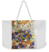 Pansies And Lillies Weekender Tote Bag