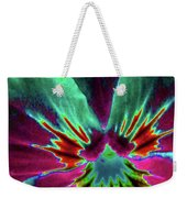 Pansy 01 - Photopower - Thoughts Of You Weekender Tote Bag