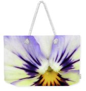 Pansy 01 - Thoughts Of You Weekender Tote Bag