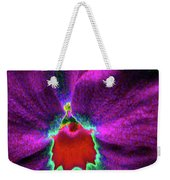 Pansy 03 - Photopower - Thoughts Of You Weekender Tote Bag